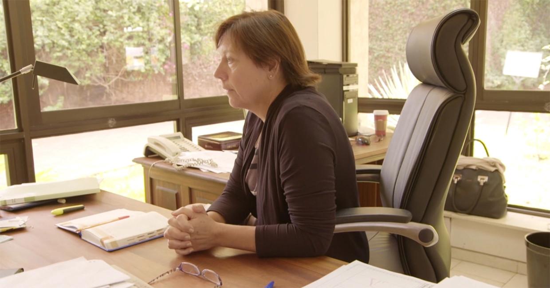 Hilde Van Inthoudt: 'Je moet honderd procent overtuigd zijn dat je deze job wilt uitvoeren, want het vraagt veel van jou én van je omgeving.'