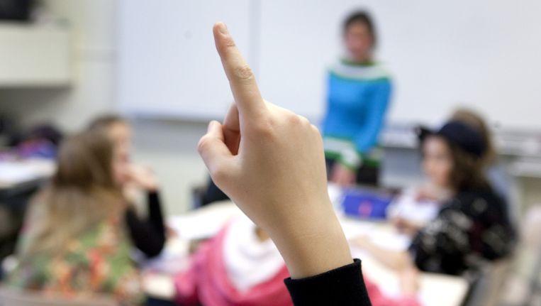 Het gaat ten koste van de andere leerlingen, zegt de PO-Raad. Beeld anp