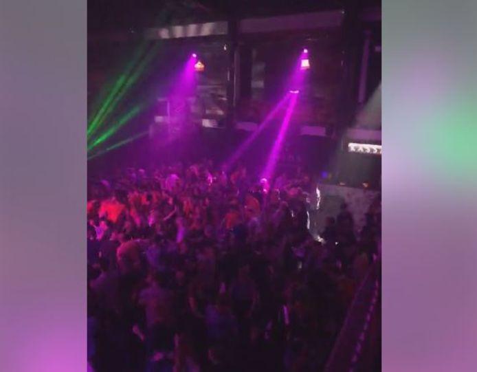 Bij een party in The Inside zijn volgens de gemeente Oisterwijk de geluidsnormen overschreden