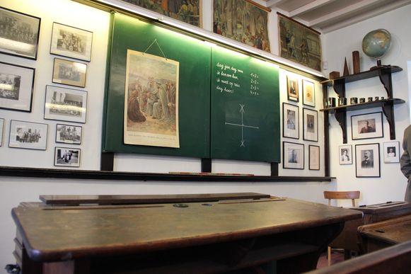 Het opgefriste Protestants Historisch Museum Abraham Hans in Horebeke.