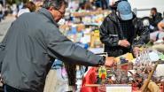 Rommelmarkt op Gemeenteplein