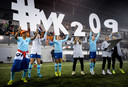 Missie volbracht: de cijfers en letters kunnen de lucht in: #wk2019.