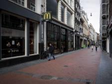 Steeds meer winkels dicht: shoppers blijven weg om coronavirus