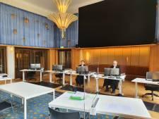 Rechters wijken tijdens coronacrisis tijdelijk uit naar Arnhemse theaterzaal