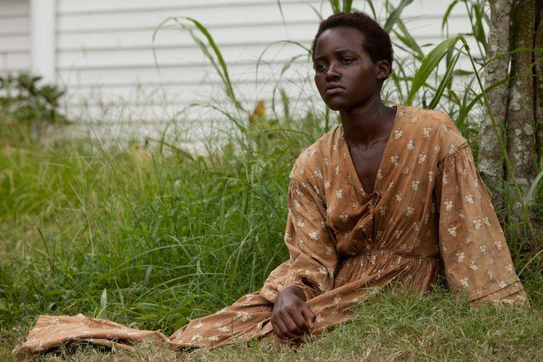 Lupita Nyong'o in 12 Years a Slave. Beeld ap