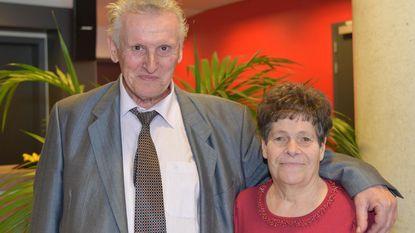 Guillaume en Christiane 50 jaar getrouwd