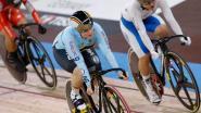 KOERS KORT (1/03). Olympische droom voorbij voor Degrendele - De Ketele en Ghys vijfde in ploegkoers op WK baanwielrennen