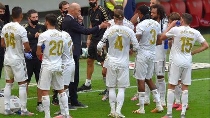 LIVE. Asensio verdubbelt de score voor Real, krijgen we in de tweede helft Hazard te zien?
