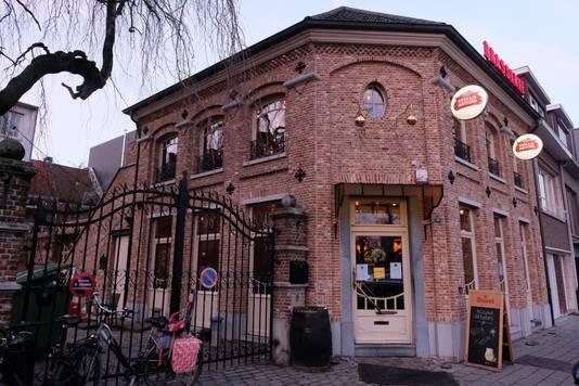 Brasserie Vieux Depot.