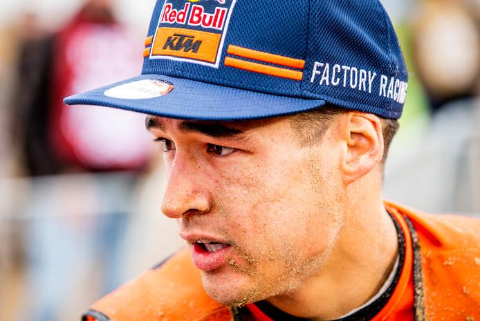 Glenn Coldenhoff, motorcross, Red Bull Knock Out Scheveningen, strandcross