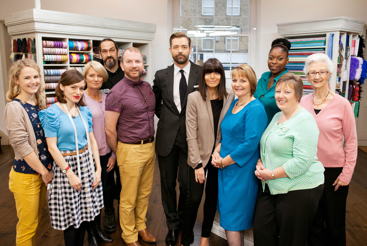 'The Great British Sewing Bee' Beeld BBC