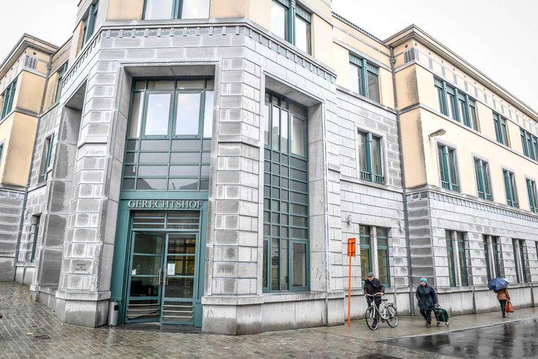 De strafrechtbank in Tongeren