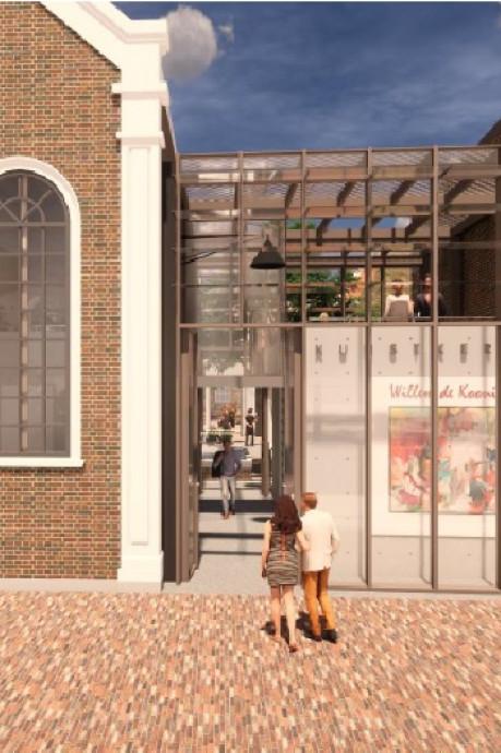 Omwonenden Kunstkerk maken zich zorgen om horeca
