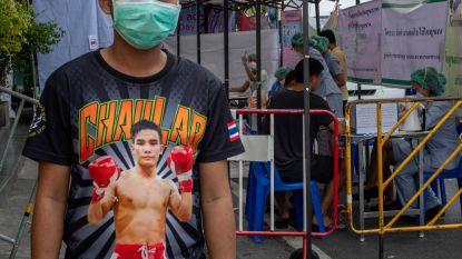 Kwart van totaalaantal besmettingen Thailand zijn te herleiden tot aanwezigen thaibokswedstrijd