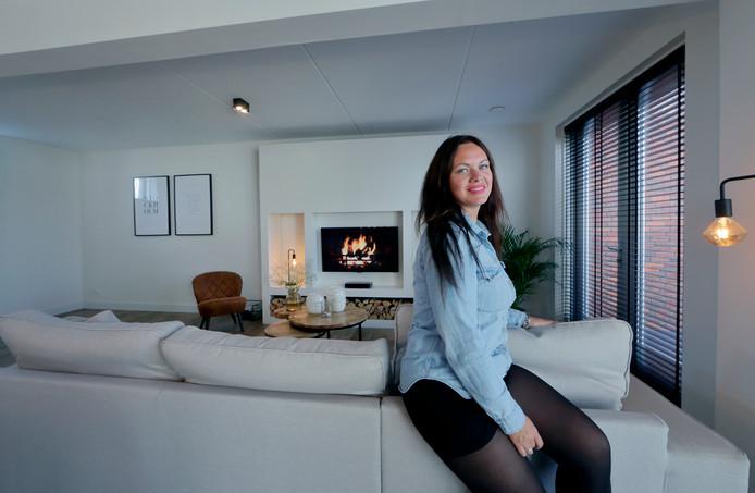 Romy Fleur heeft een huis als een hotelkamer: Stijlvol, maar niet te ...