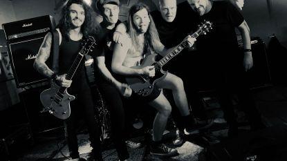 AC/DC tributeband speelt zaterdag een thuismatch in nieuw rockcafé