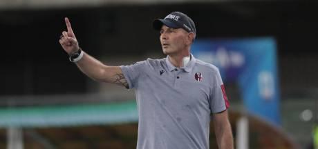 Zieke Mihajlovic verrast spelers van Bologna