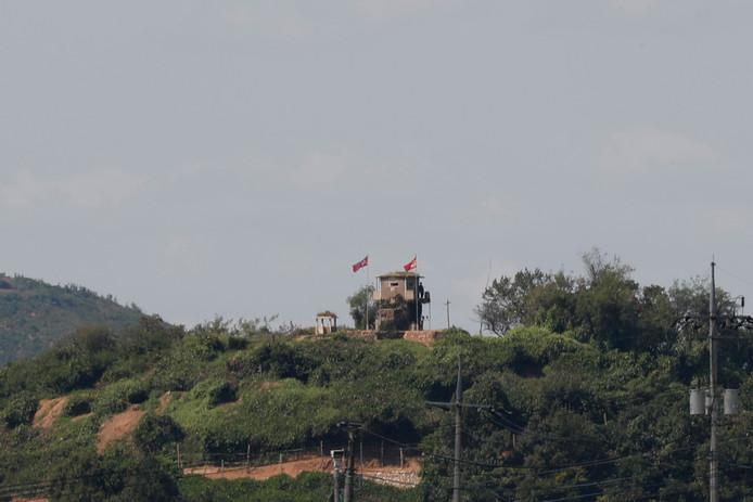 Zuid-Korea vertrouwt erop dat Noord-Korea de wachtposten aan hun zijde ook weghalen, zoals afgesproken