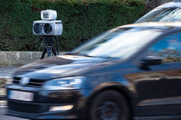Illustratiefoto - De man reed 119 kilometer per uur  waar hij 70 mocht