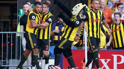 Spurs-Belgen onderuit in Watford, dat scheve situatie in zeven minuten rechtzet