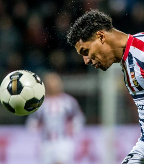 Drie spelers Willem II opgeroepen voor vertegenwoordigende elftallen