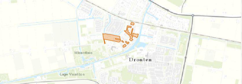Een deel van Dronten zit zonder stroom