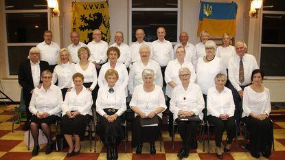 Sint-Lutgardiskoor treedt op met Oekraïens ensemble