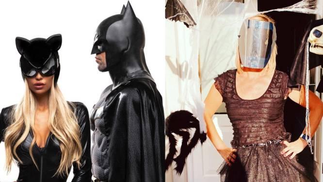 HALLOWEENBITS. In deze kostuums griezelt bekend Vlaanderen