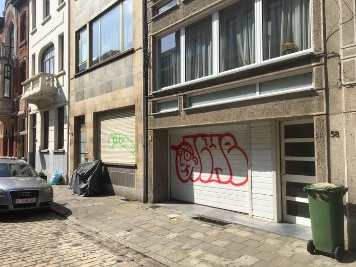 Graffiti-vandalisme in Antwerpse Zurenborgwijk: 60 gevels beklad