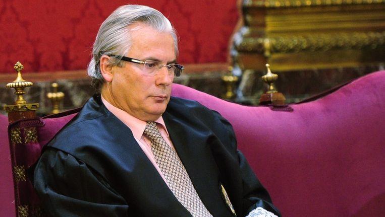 Baltasar Garzón. Beeld afp