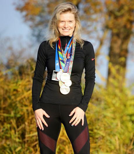 Marie-Louise uit Abcoude loopt de groten: op weg naar laatste wedstrijd van World Marathon Majors in Boston