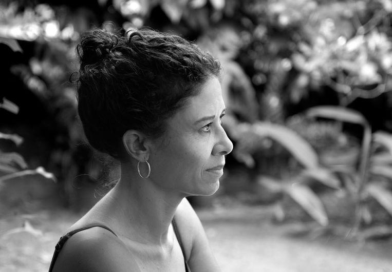 Tessa Leuwsha: 'De nieuwe generaties moeten weten dat ze niet alleen voortkomen uit slachtoffers.'  Beeld Sirano Zalman