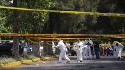 Vier agenten gedood bij hinderlaag in West-Mexico