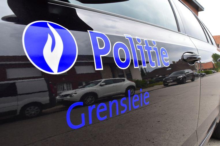 De politie van de zone Grensleie voert het onderzoek naar de nieuwe inbraak in de garage.