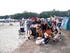 Bier, barbecue en heel veel Duitsers op 'grootste camping van Twente'