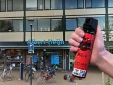 Verkeersruzie Vleuten gaat verder in supermarkt, inclusief voltreffer met pepperspray