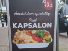 Kapsalon-fittie tussen Rotterdam en Amsterdam: 'dit is gewoon heel erg zielig!'