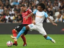 Olympique Marseille wint ruim bij thuisdebuut Strootman