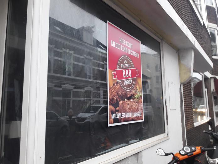 Turks barbecuerestaurant 'Original BBQ Corner' opent deze maand aan de Zandpoort.