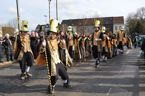 Carnavalsgroep Mismieësterd