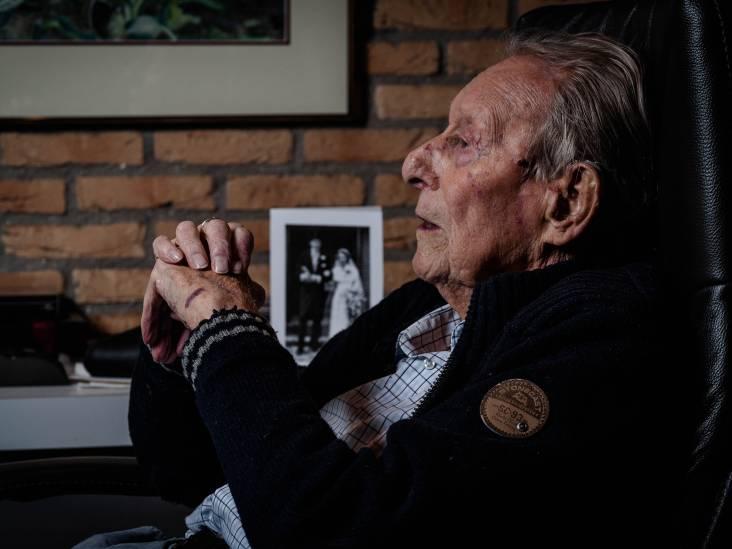 André (95) was tolk voor de geallieerden: 'De geur van een slagveld is onbeschrijfelijk'