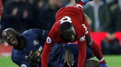 LIVE. Liverpool blijft ook na rust baas tegen Man United: houden Lukaku en Fellaini stand?