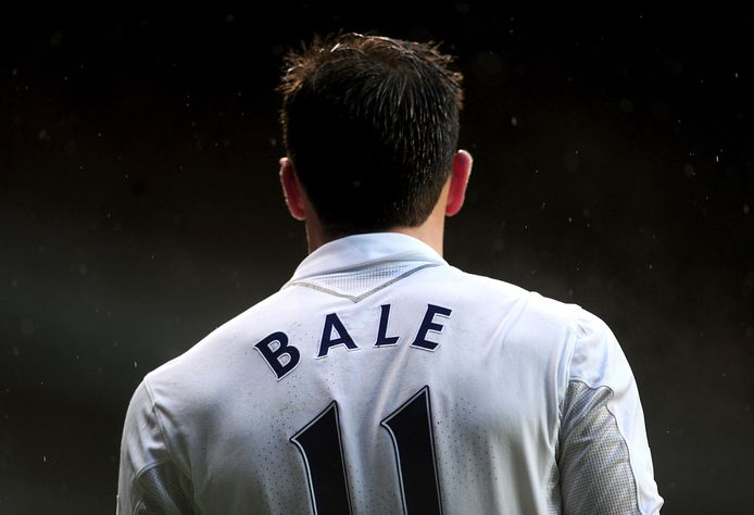 File photo dated 17-03-2013 of Gareth Bale, Tottenham Hotspur. ! only BELGIUM !