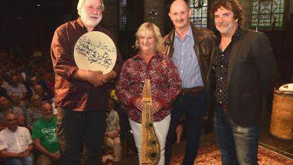 Herman en Rosita krijgen muzikaal geschenk