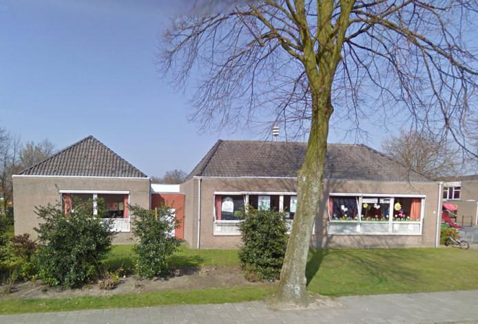 De Jozefschool in Haghorst.