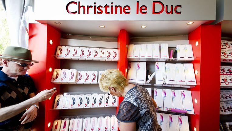 Helft Winkels Erotiekketen Christine Le Duc Gaat Dicht De Volkskrant