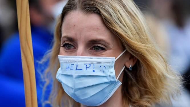"""Ziekenhuizen roepen in gezamenlijke mededeling om strengere lockdown: """"Het is nog de énige optie"""""""