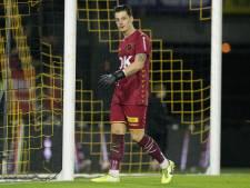 NAC-doelman Olij: 'We hebben onwijs goede spelers in ons team, maar het komt er niet uit'