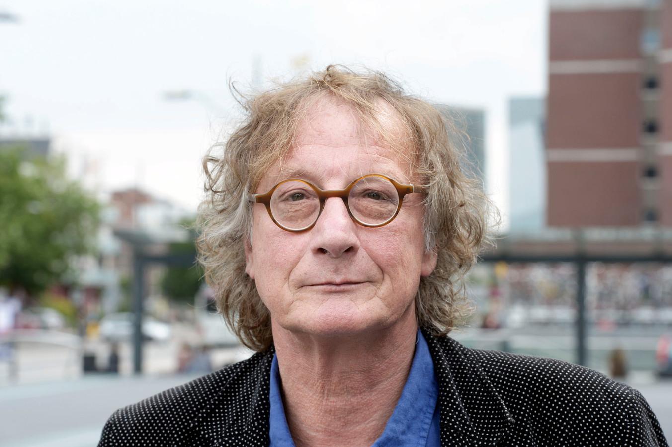 Columnist Thomas Verbogt