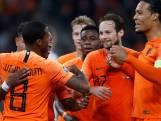 Oranje is dichtbij deelname aan het EK